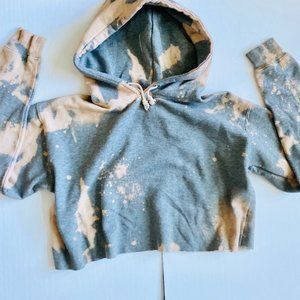 Customized Wild Fable Crop Hoodie